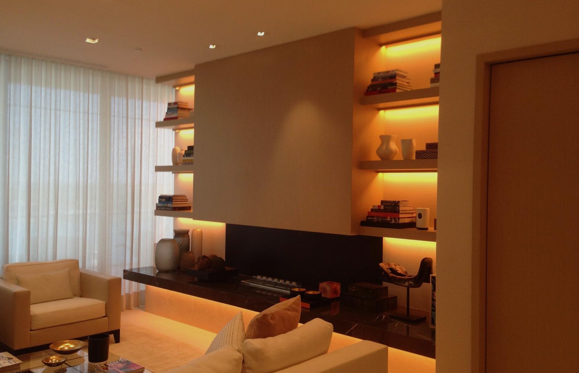 Interior Lighting Designs In Miami Fl